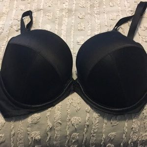 Sexy molded cup push up bra